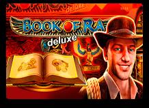 Игровой автомат Книжки Делюкс