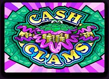 Игровой автомат Cash Clams