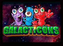 Игровой слот Galacticons