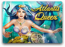 Игровой автомат Atlantis Queen в Вулкан казино