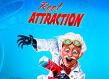 Reel Attraction на реальные деньги: Притяжение Барабанов