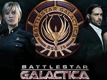 Увлекательный игровой аппарат Battlestar Galactica от Microgaming