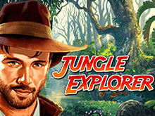 Jungle Explorer — игровой аппарат для азартных гэмблеров