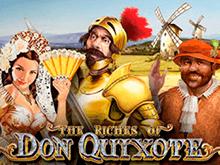 The Riches Of Don Quixote — азартный игровой слот онлайн