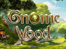 Играйте онлайн в новый слот Gnome Wood на сайте портала