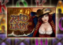 Играть на деньги в игровой автомат Red Lady от Novomatic