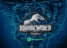 Jurassic World: играйте в виртуальный автомат онлайн в demo