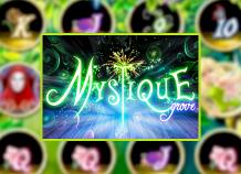 Mystique Groove: игровой автомат онлайн о сказочном мире