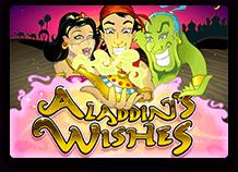 Бесплатный слот Aladdin's Wishes