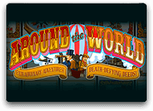 Игровой автомат Around The World в Вулкан казино бесплатно