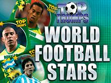 Top Trumps World Football Stars — виртуальный игровой онлайн-автомат